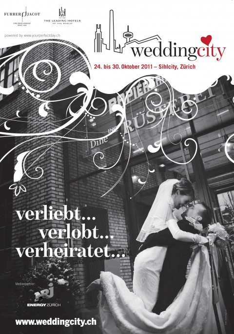 Wedding City in Braut & Bräutigam