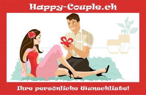 Wunschliste von Happy-Couple.ch