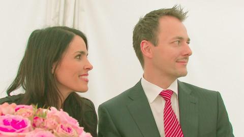 Hochzeit in Wedding City