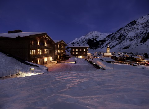 Boutique-Designhotel Aurelio in Lech am Arlberg
