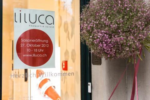Liluca Brautmode Zürich